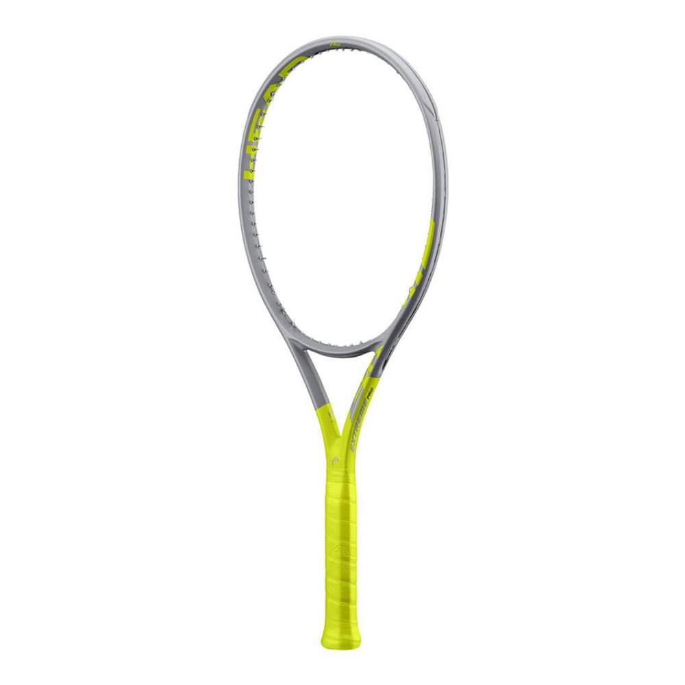 Head Racket Graphene 360+ Extreme Pro Unstrung 2 Grey / Neon Yellow