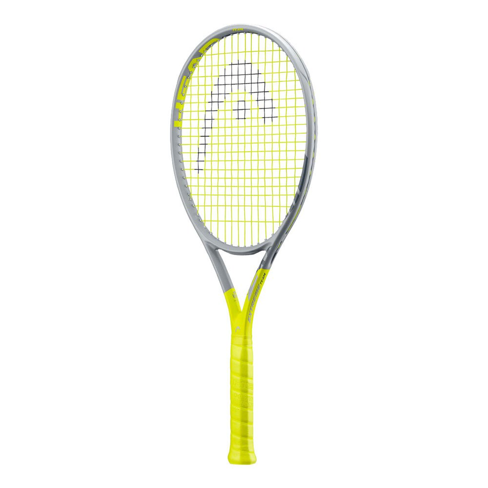 Head Racket Graphene 360+ Extreme Team 0 Grey / Neon Yellow