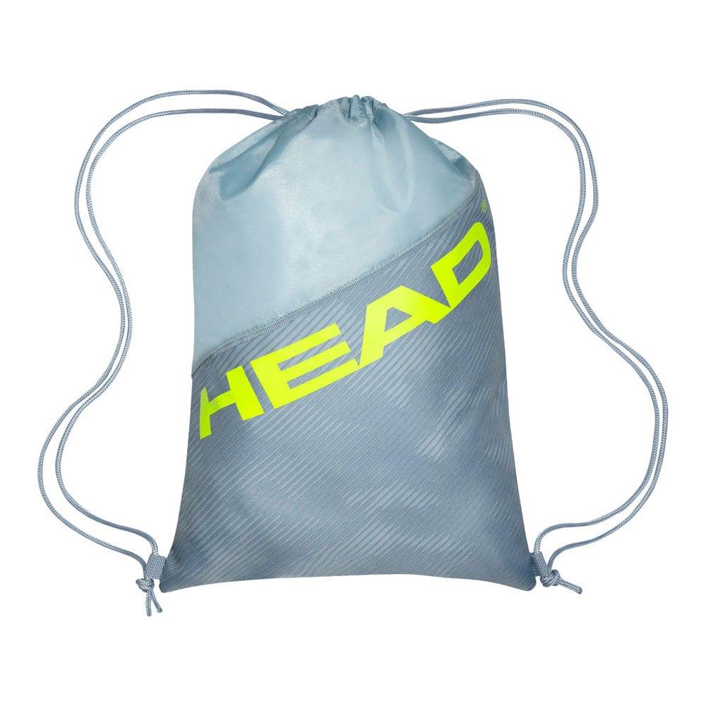 Head Racket Sac À Cordon Tour Team One Size Grey / Neon Yellow