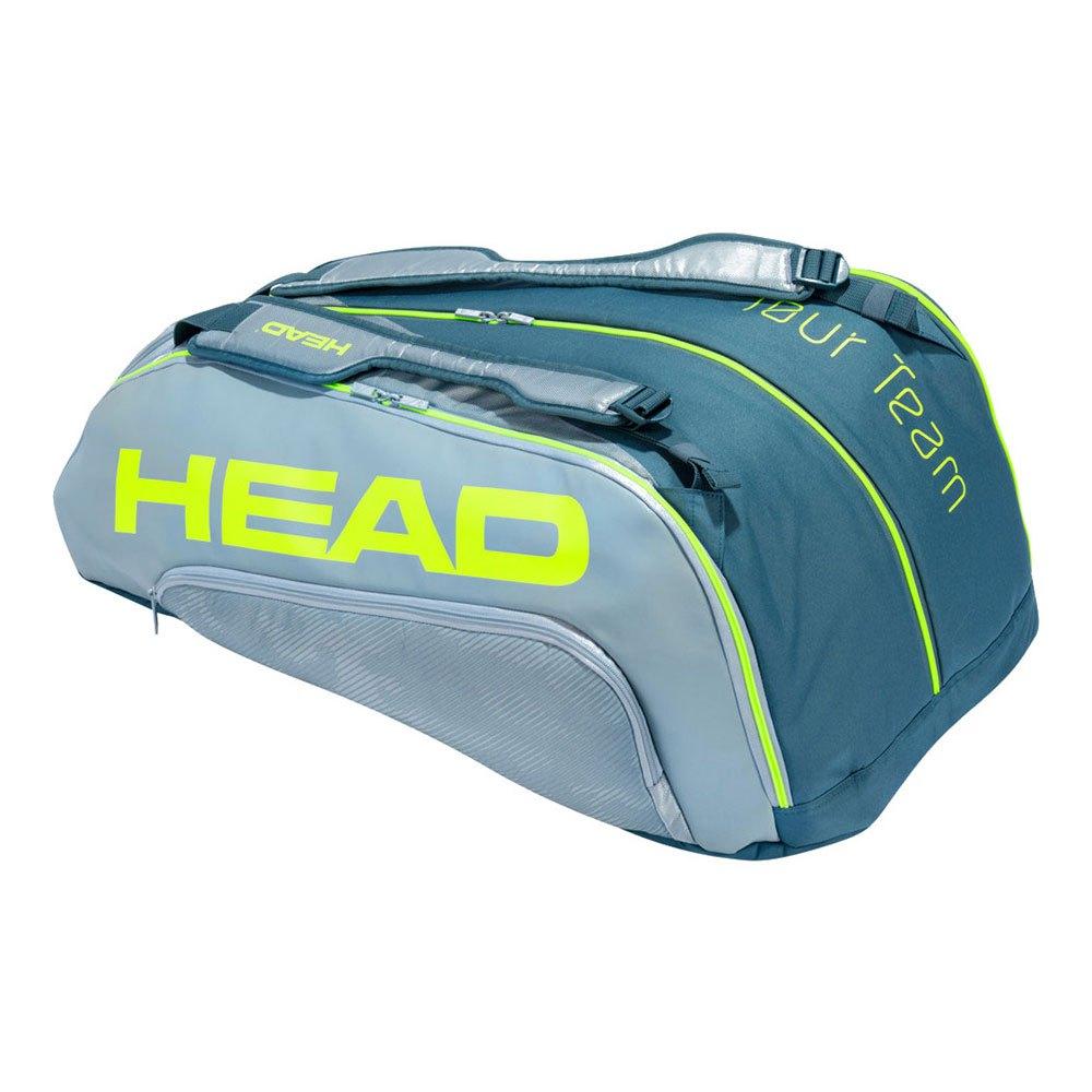 Head Racket Tour Extreme Monstercombi One Size Grey / Neon Yellow