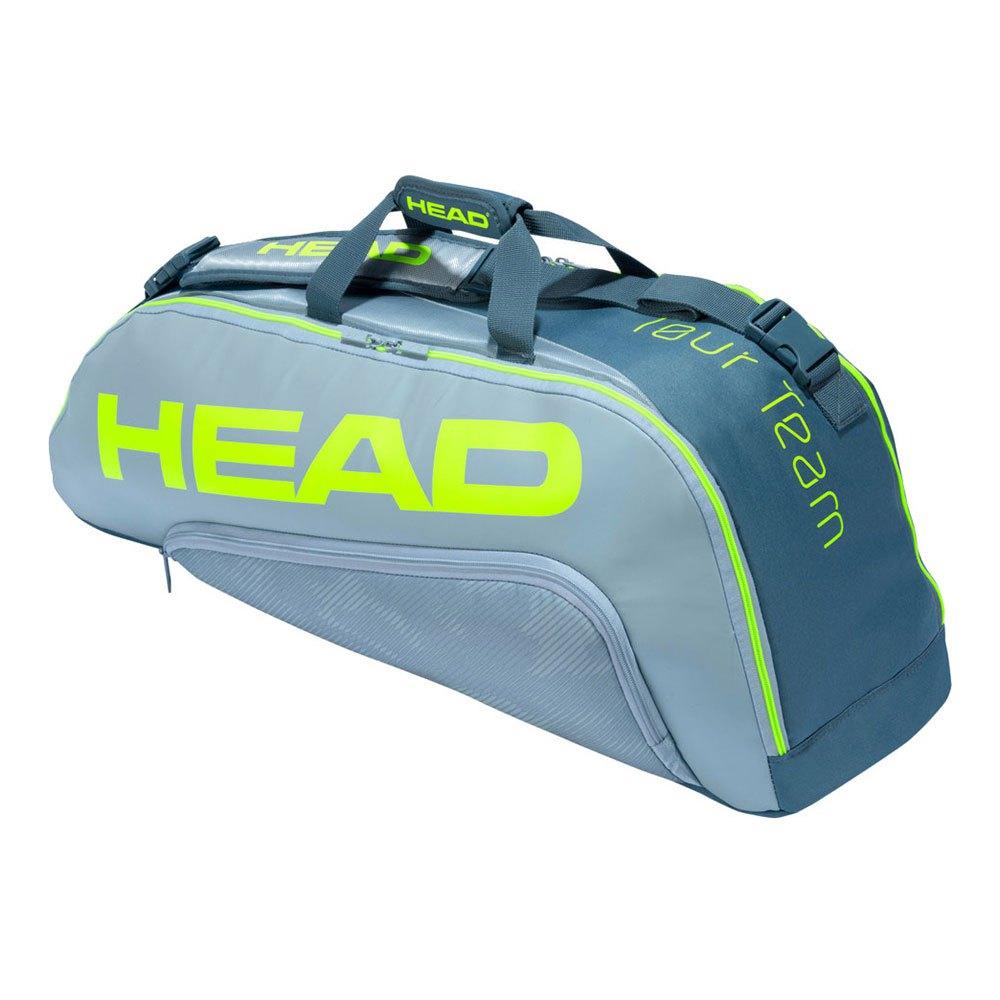 Head Racket Tour Extreme Combi One Size Grey / Neon Yellow