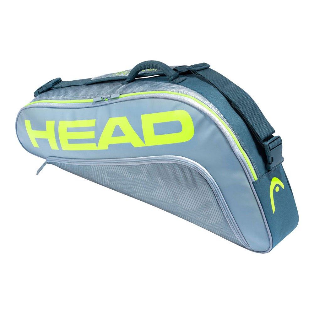 Head Racket Tour Extreme Pro One Size Grey / Neon Yellow