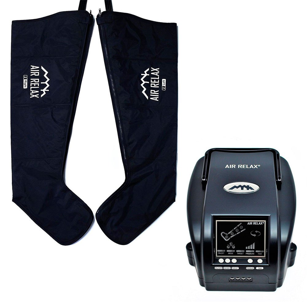 Cuidado personal Plus Leg Recovery System+boots+bag
