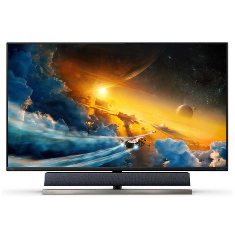 Monitor Philips 558m1ry 55'' 4k Uhd Wled One Size Black