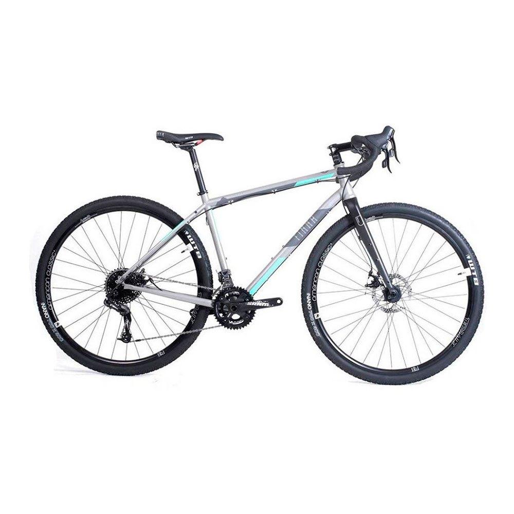 Bicicletas Gravel Explorer Steel Apex 1
