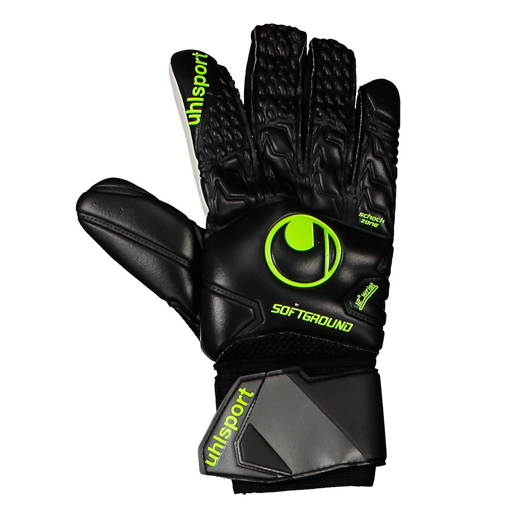 Uhlsport Soft Hn Comp 6 Black / Fluo Yellow