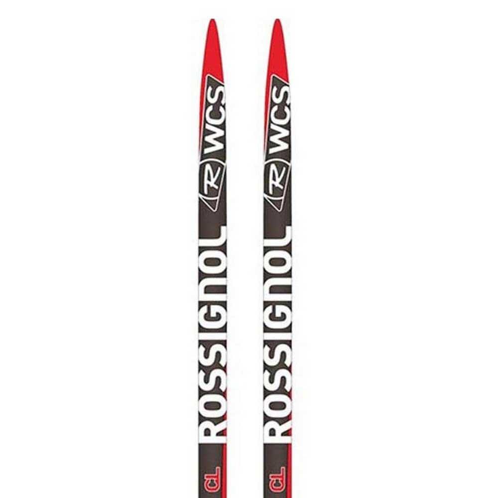 Rossignol X-ium Classic Wcs Nis Junior Nordic Skis 156 Black / White / Red
