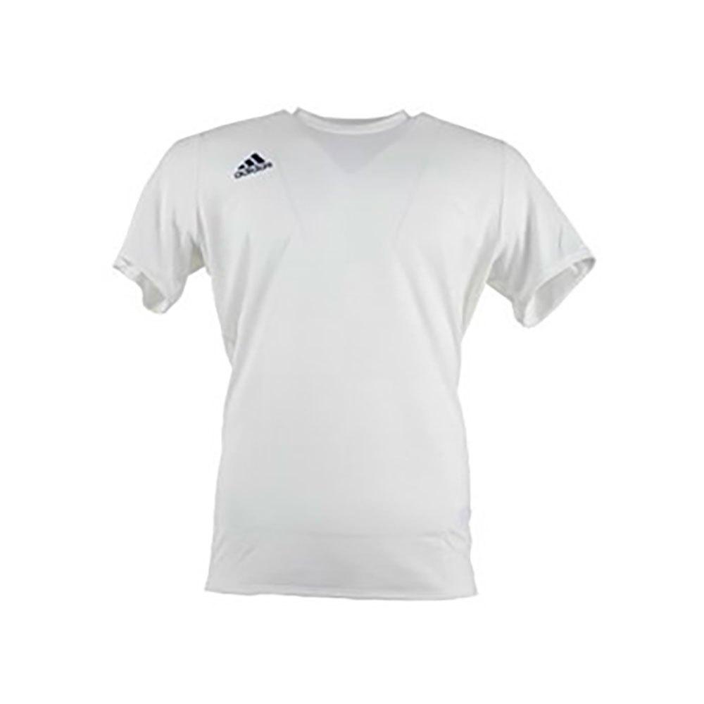 Adidas Badminton T-shirt Manche Courte Technical Supernova L White / Nocuk