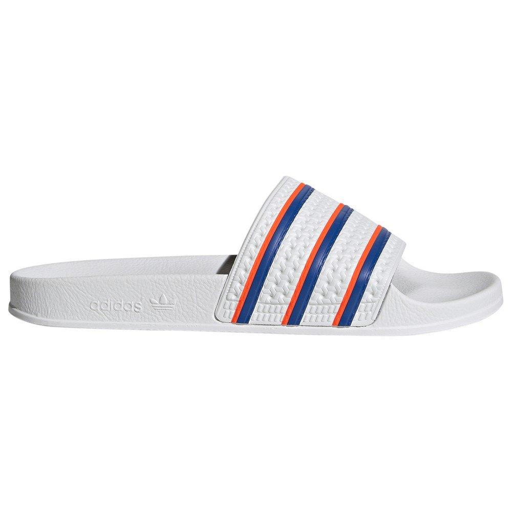 Adidas Badminton Adilette EU 42 White / Blue / Red