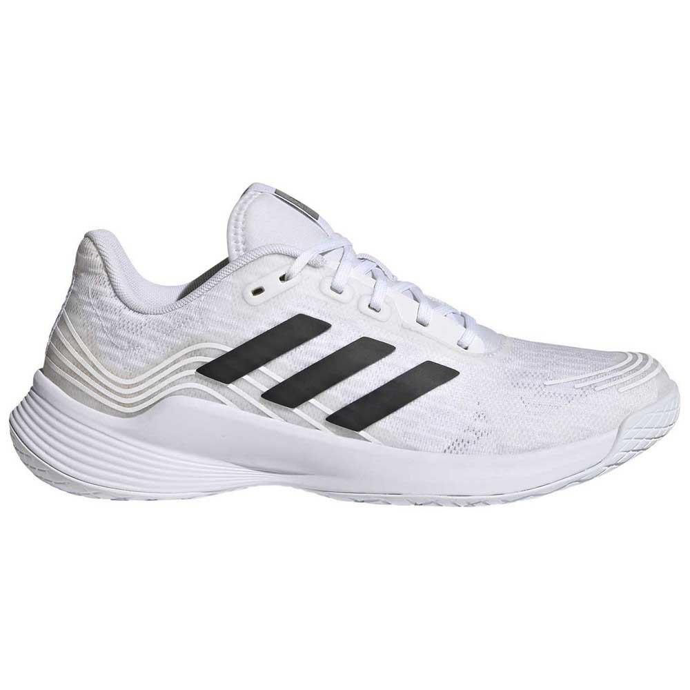 Adidas Badminton Novaflight EU 39 1/3 White