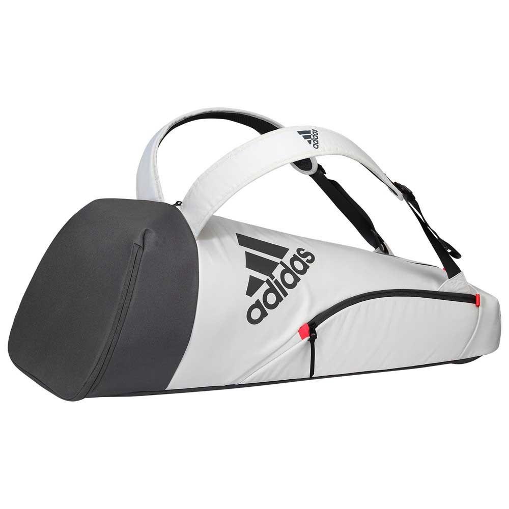 Adidas Badminton Vs3 One Size White / Black