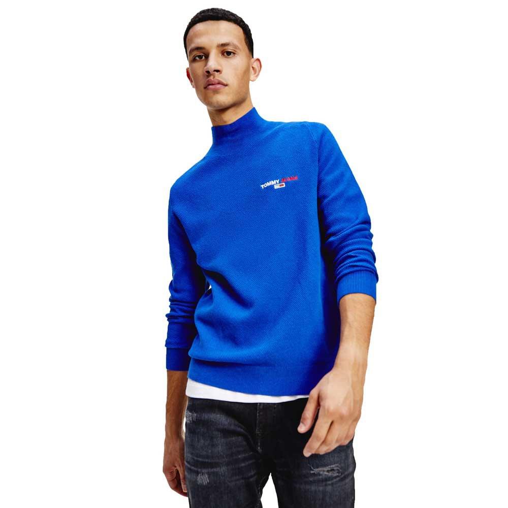 Tommy Jeans Small Logo XL Providence Blue Heather