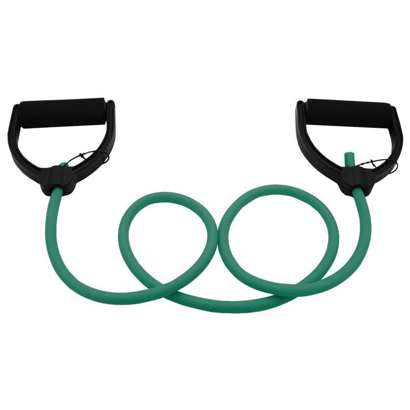 Softee Resistance Fitness Tube High High Green