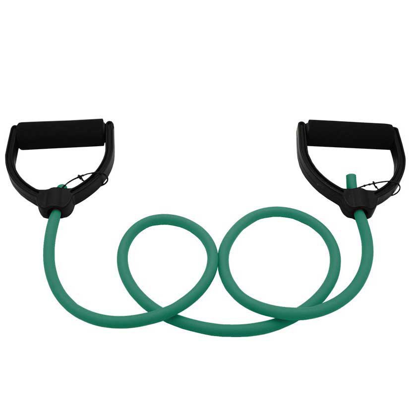 Softee Deluxe Resistance Fitness Tube High High Green