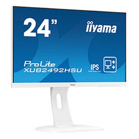 Monitor Iiyama Prolite Xub2492hsu-w1 24'' Full Hd Led One Size White