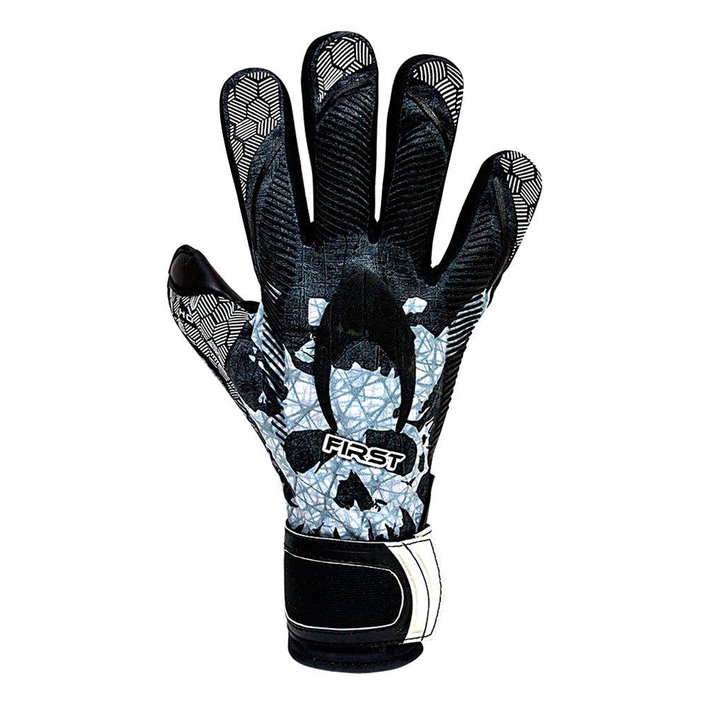 Ho Soccer Gants Gardien First Superlight Junior 3 Skull White