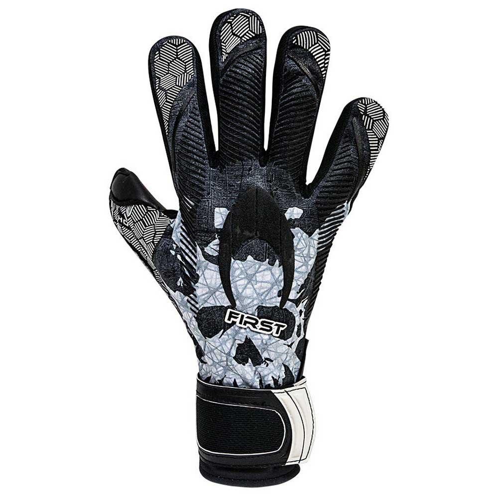 Ho Soccer Gants Gardien First Superlight 5 Skull White