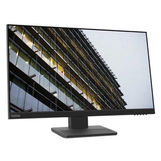 Monitor Lenovo Thinkvision E24-20 23.8'' Full Hd Led One Size Black