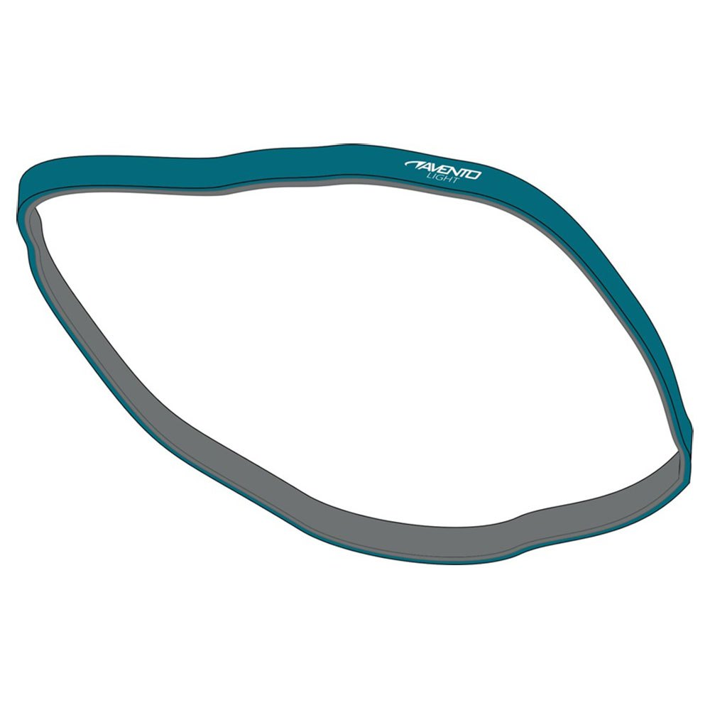 Avento Latex Resistance Band Light Blue / Grey