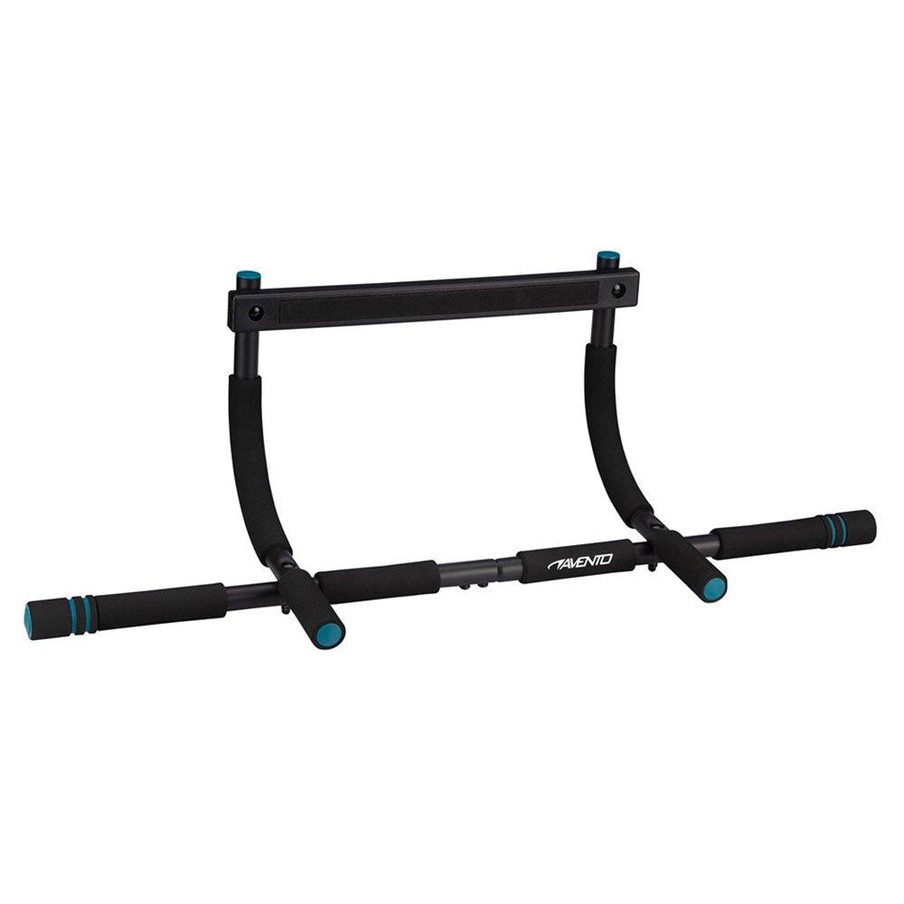 Avento Multi-training Door Bar One Size Black