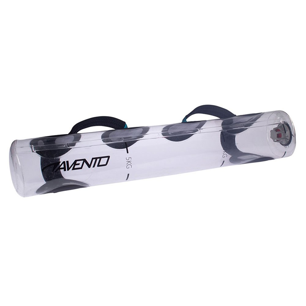 Avento Water Refillable Training Tube 14 Kg 14 kg Clear / Black