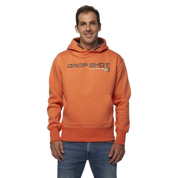Drop Shot Sweat À Capuche Argon L Orange