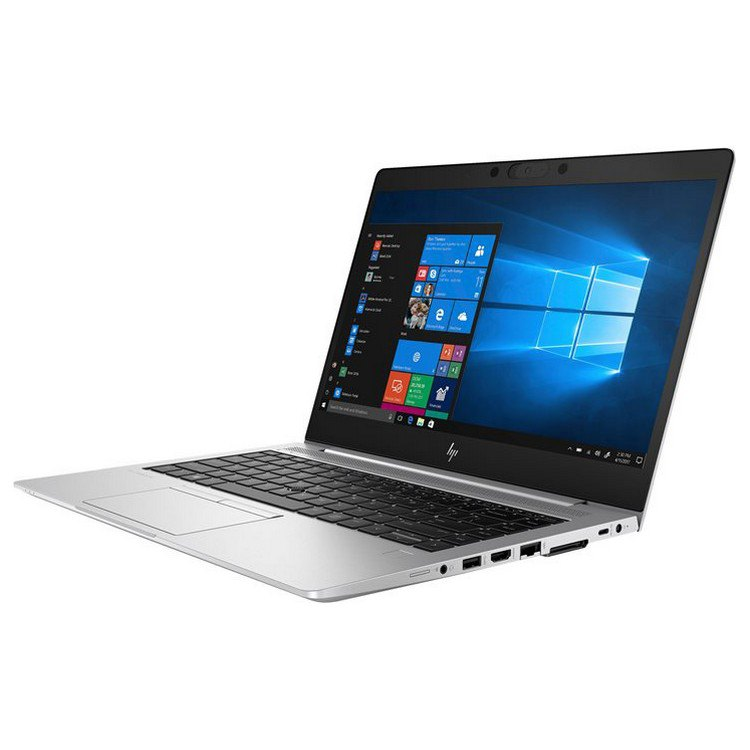 Portátil Hp Elitebook 745 G6 Touch 14'' Ryzen 5 3500u/8gb/512gb Ssd Spanish QWERTY Silver