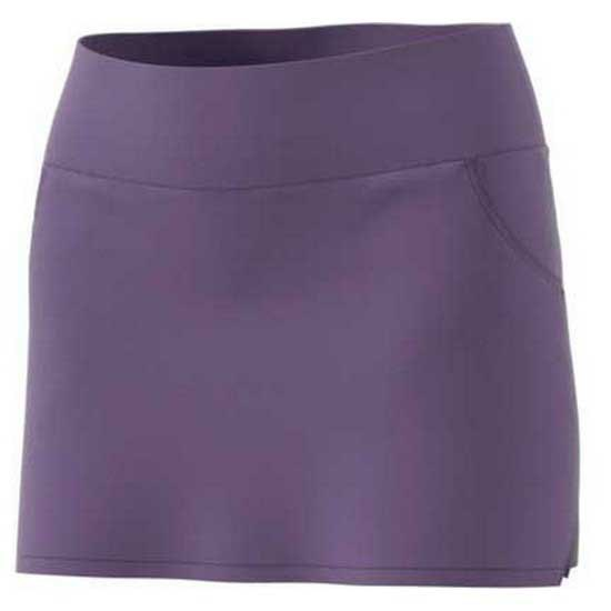 Adidas Badminton Club Jupe XL Tech Purple / Grey Six