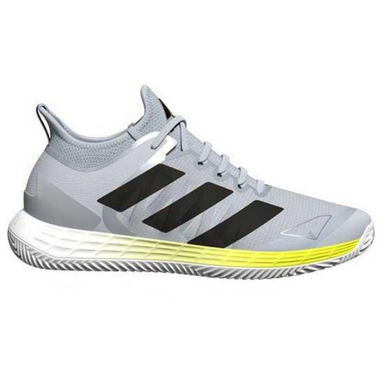 Adidas Badminton Adizero Ubersonic 4 Clay EU 46-48 Ftwr White / Core Black / Halo Blue