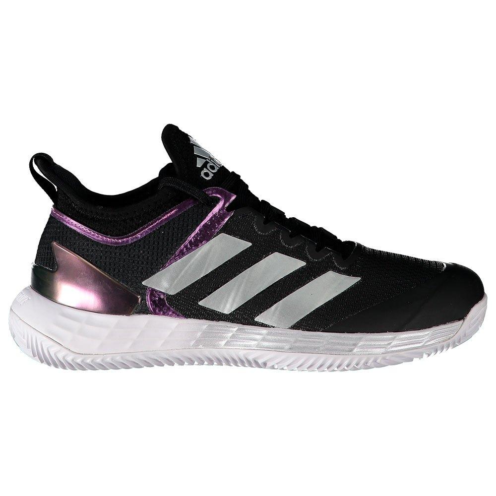 Adidas Badminton Adizero Ubersonic 4 EU 38 Core Black / Silver Met / Ftwr White