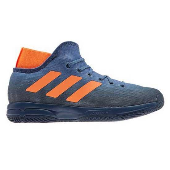 Adidas Badminton Phenom EU 39 1/3 Crew Navy / Screaming Orange / Crew Blue