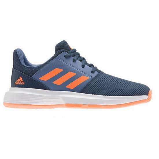 Adidas Badminton Court Jam EU 38 Crew Navy / Screaming Orange / Crew Blue