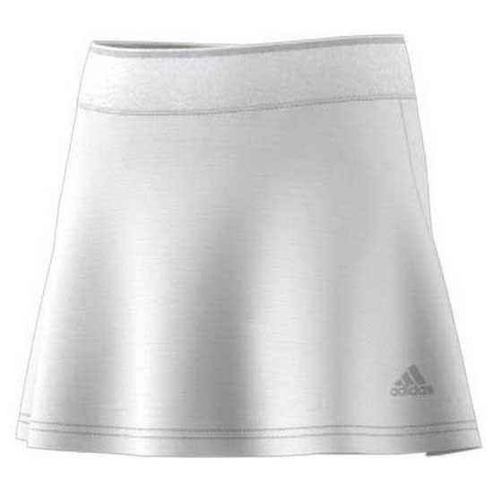 Adidas Badminton Club 9-10 Years White / Grey Two