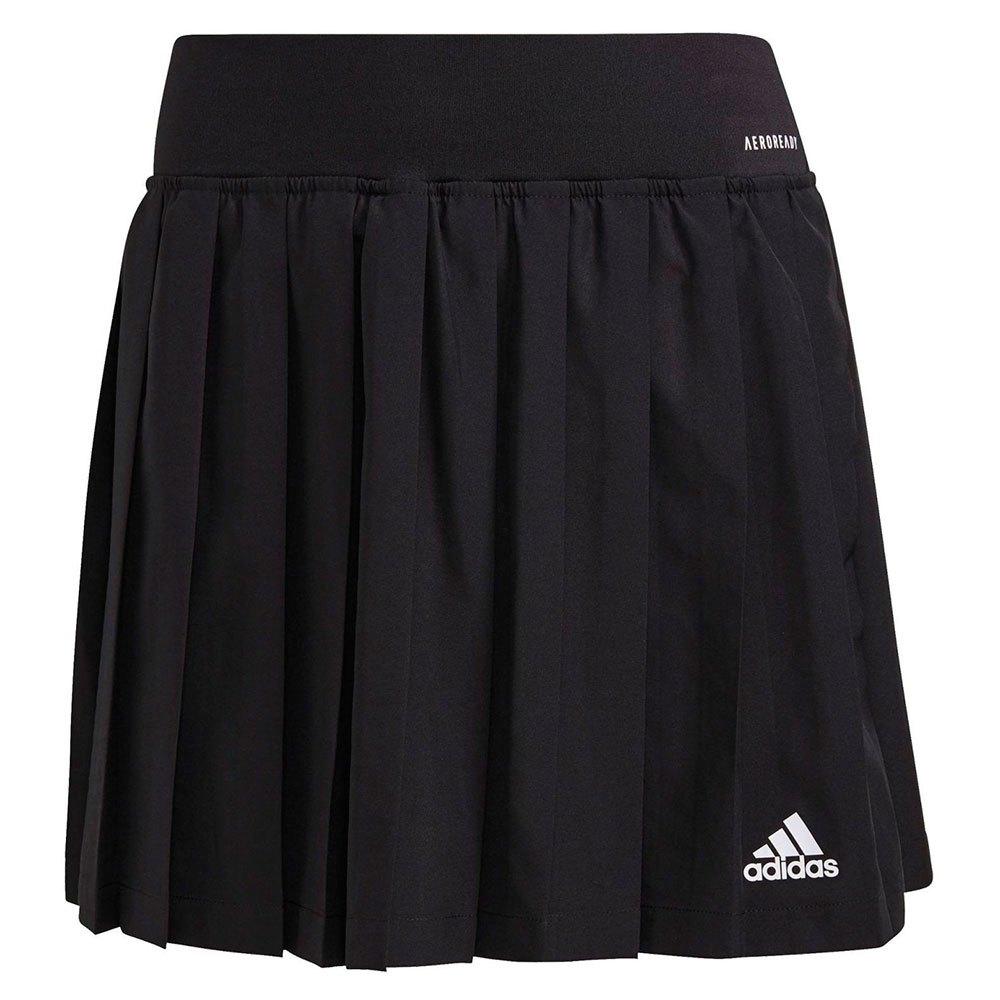 Adidas Club Pleated Jupe XXS Black / White