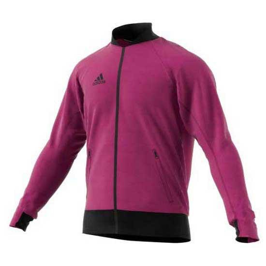 Adidas Badminton Veste Varsity Primeblue L Semi Night Flash / Scarlet