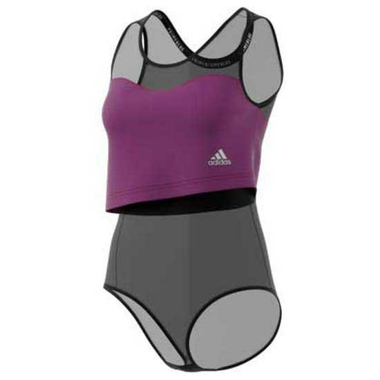 Adidas Badminton Primeblue L Scarlet / Semi Night Flash