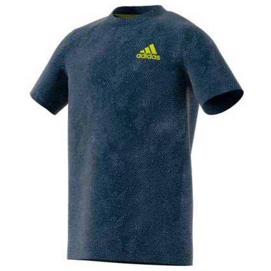 Adidas Badminton Oz 11-12 Years Crew Navy / Acid Yellow / Crew Blue