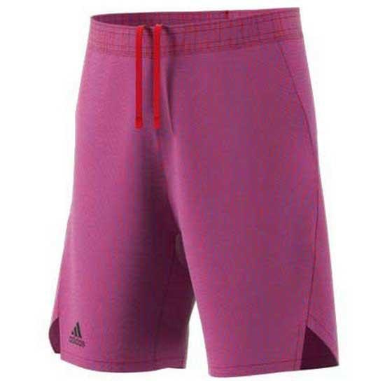 Adidas Badminton Short Primeblue L Semi Night Flash / Scarlet