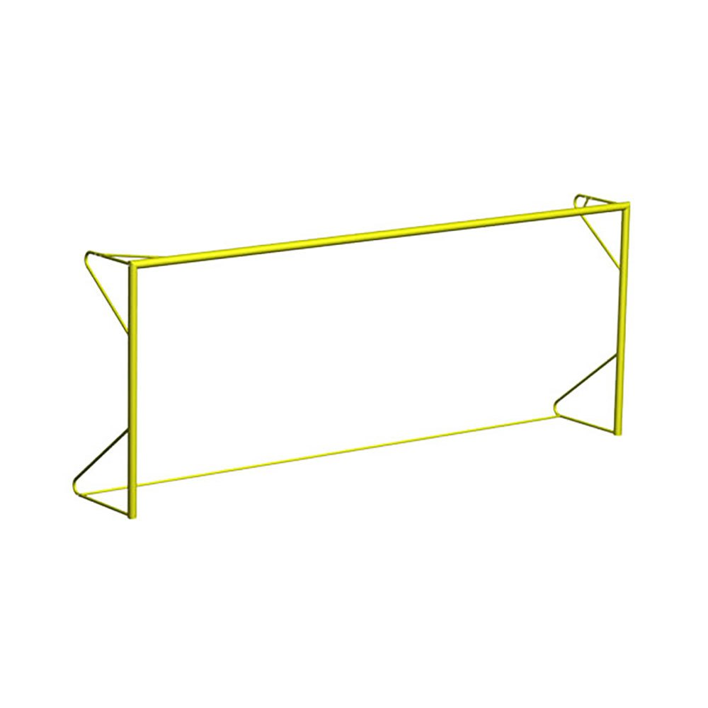 Powershot Beach Soccer Portable 5.5 x 2.2 m Yellow