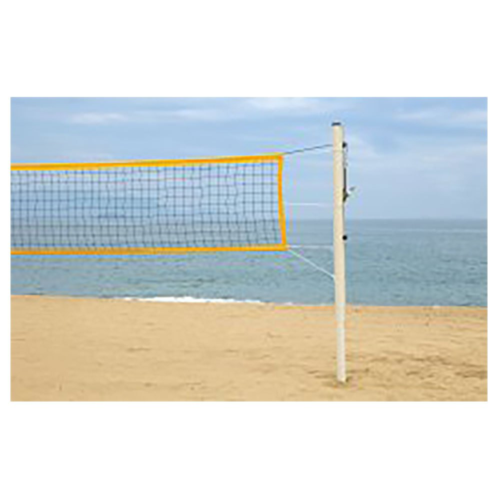 Powershot Posteaux Pro Volleyball A Plage 255 x 9 cm White