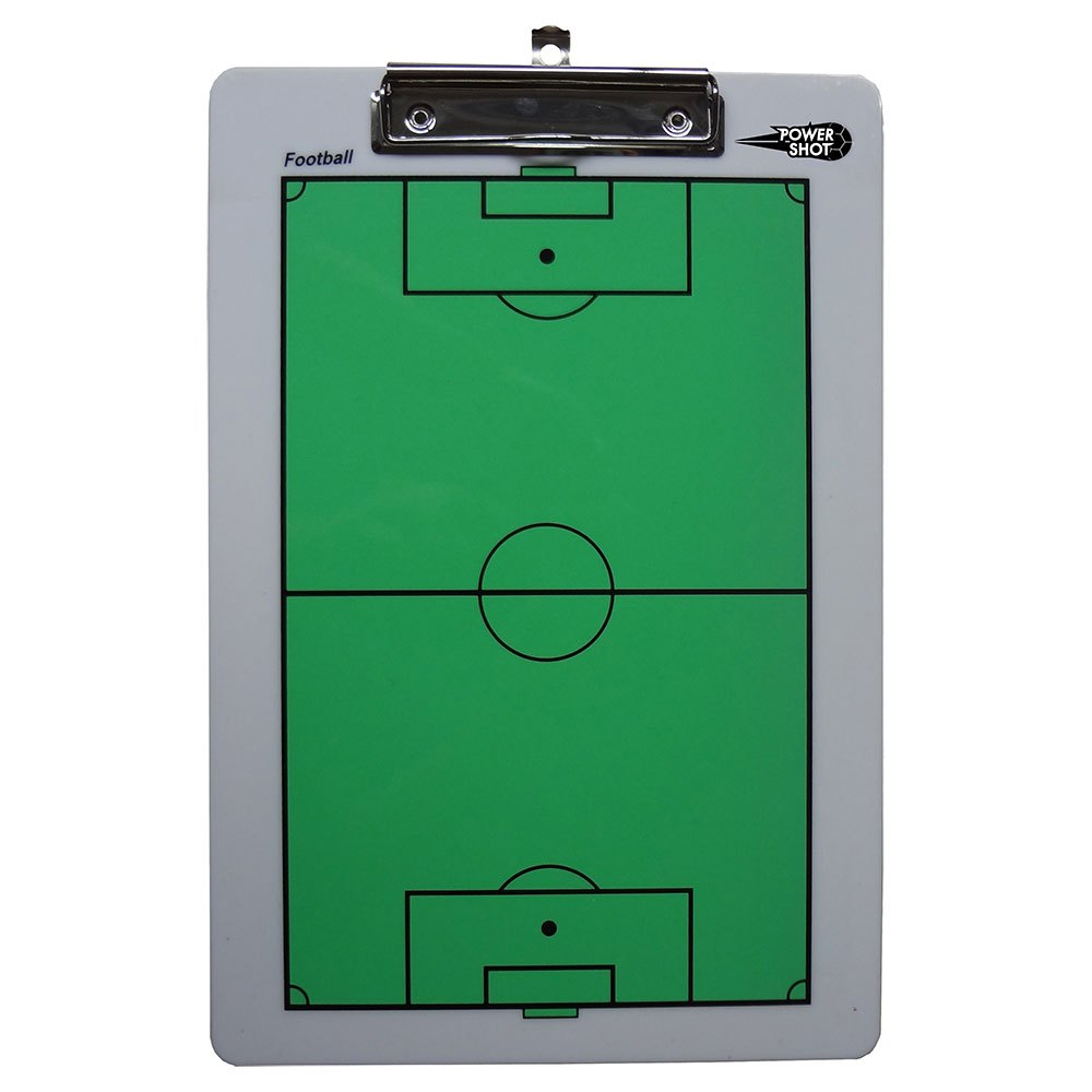 Powershot Double Sided 34 x 23 cm White / Green