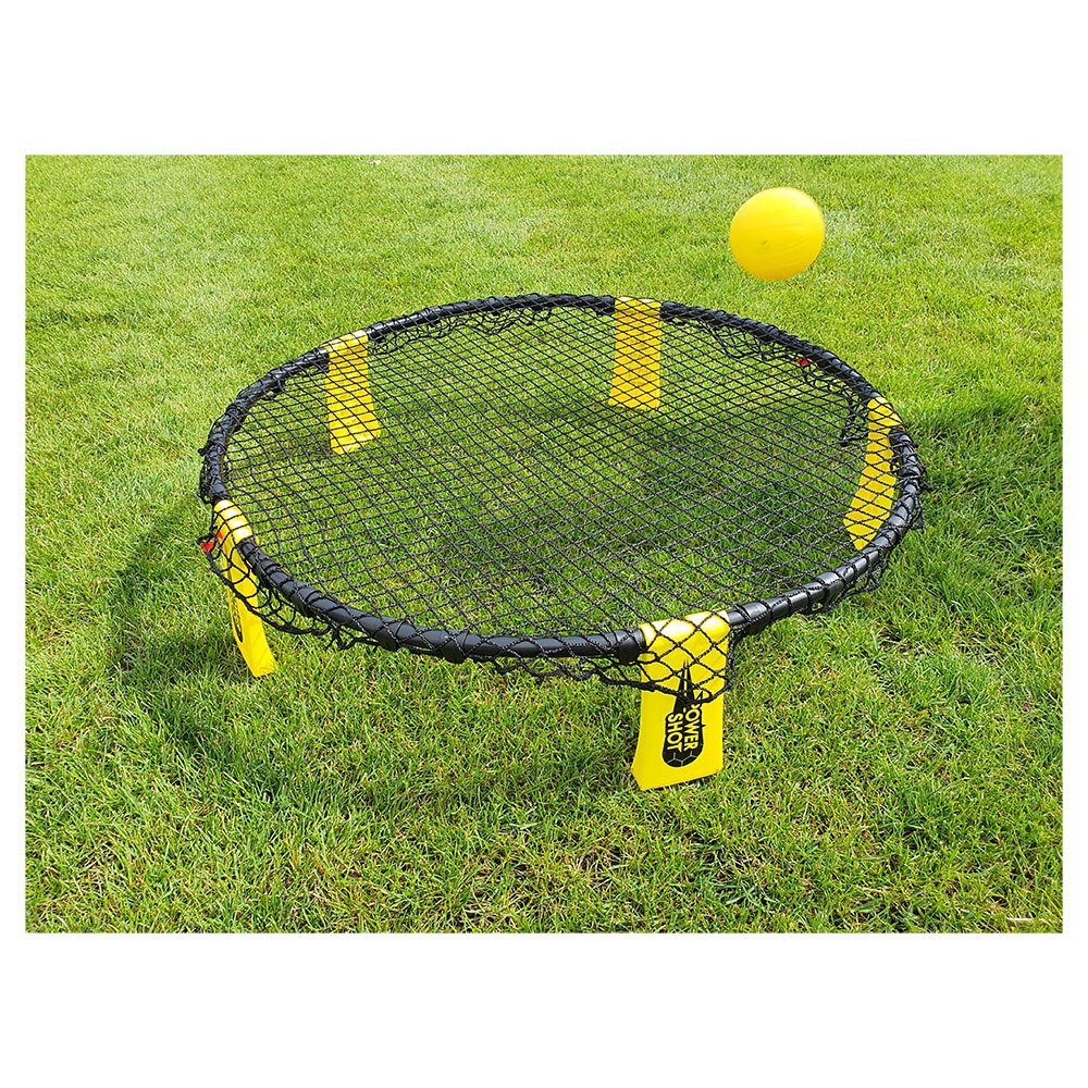 Powershot Smash Ball Set One Size Black