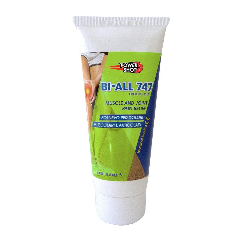 Powershot Sports Massage Gel 100ml One Size White / Green