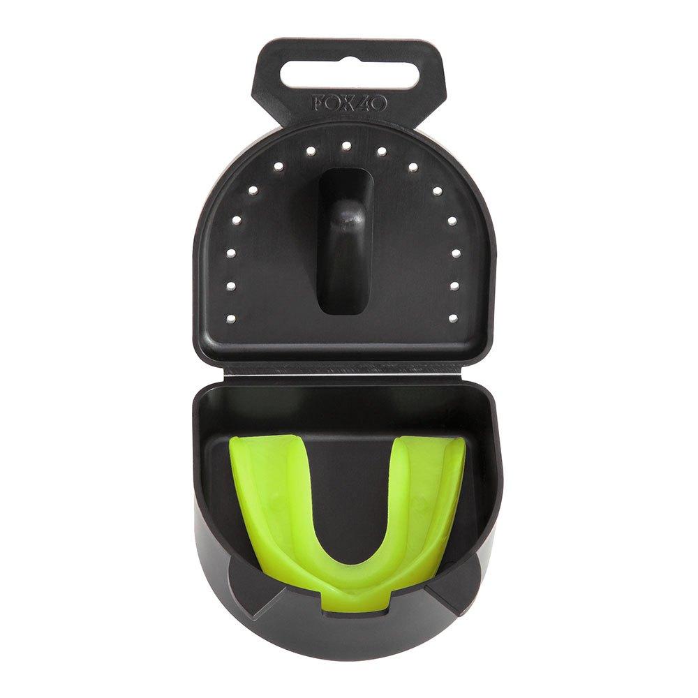 Powershot Protège-dents Avec Etui One Size Green / Black