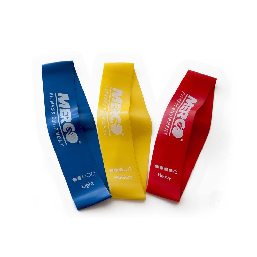 Powershot Aerobic Loop 3 Units 50 x 5 cm Multicolour