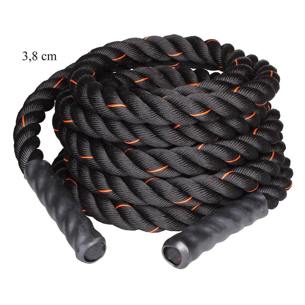 Powershot Battle Rope 900 x 3.8 cm Black