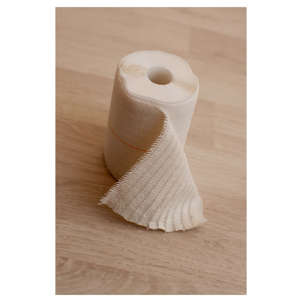 Powershot Stretchable Bandage 250 X 8 Cm One Size White