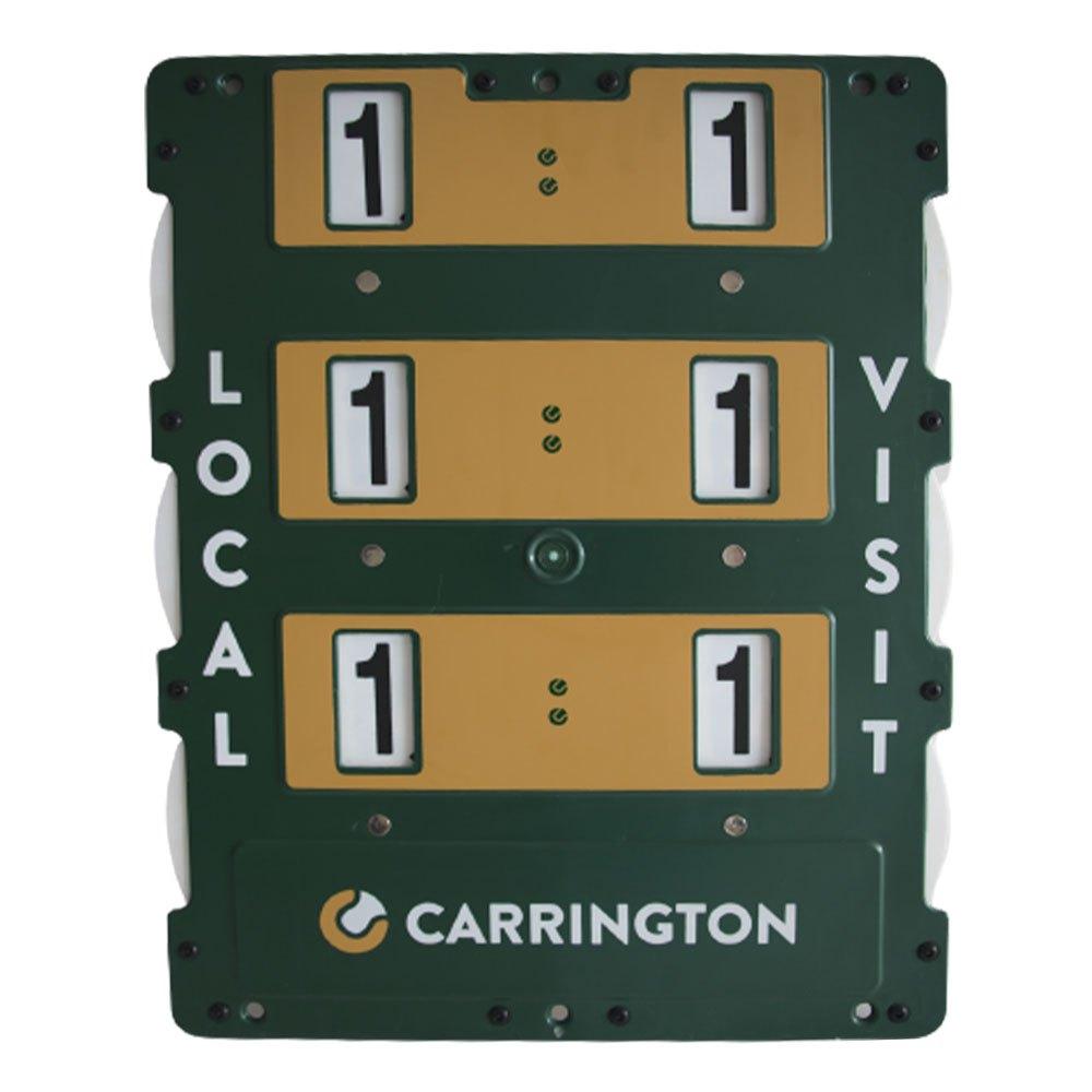 Powershot Tableau D´affichage Des Courts De Tennis Français Carrington 82 x 58 cm Black / Orange