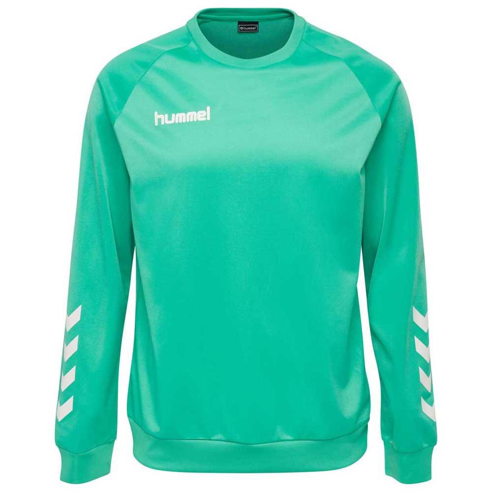 Hummel Sweatshirt Promo XL Turquoise / White