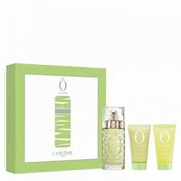 Lancome O Eau De Toilette Vapo 125ml+shower Gel 50ml+body Milk 50ml One Size